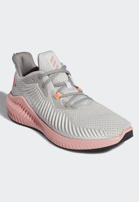 adidas Performance - ALPHABOUNCE+ SHOES - Joggesko - grey - 3