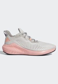 adidas Performance - ALPHABOUNCE+ SHOES - Joggesko - grey - 6