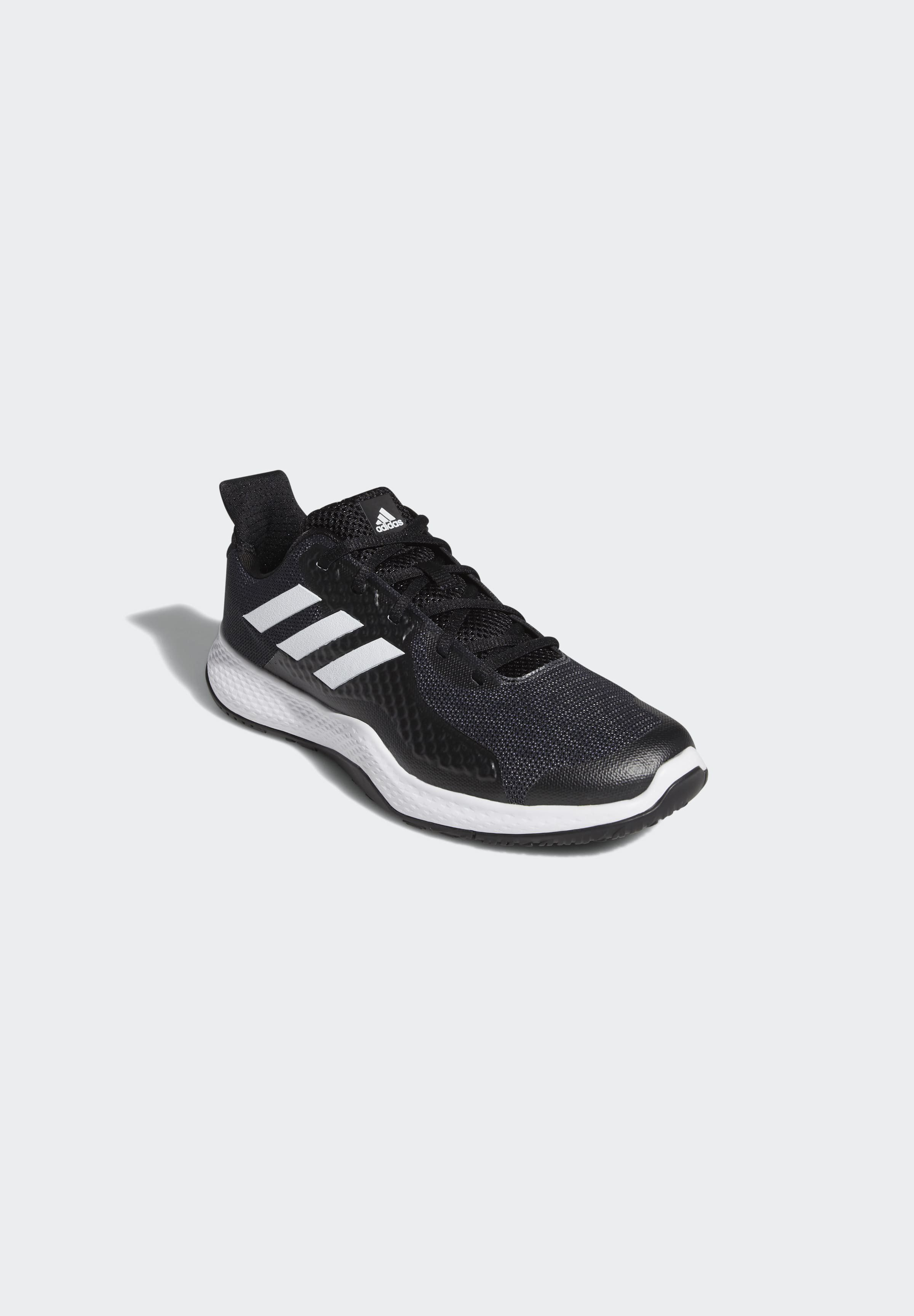 adidas Performance FITBOUNCE TRAINERS - Sneakersy niskie - black
