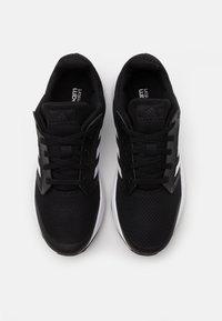 adidas Performance - GALAXY 5 - Zapatillas de running neutras - core black/footwear white/grey six - 3