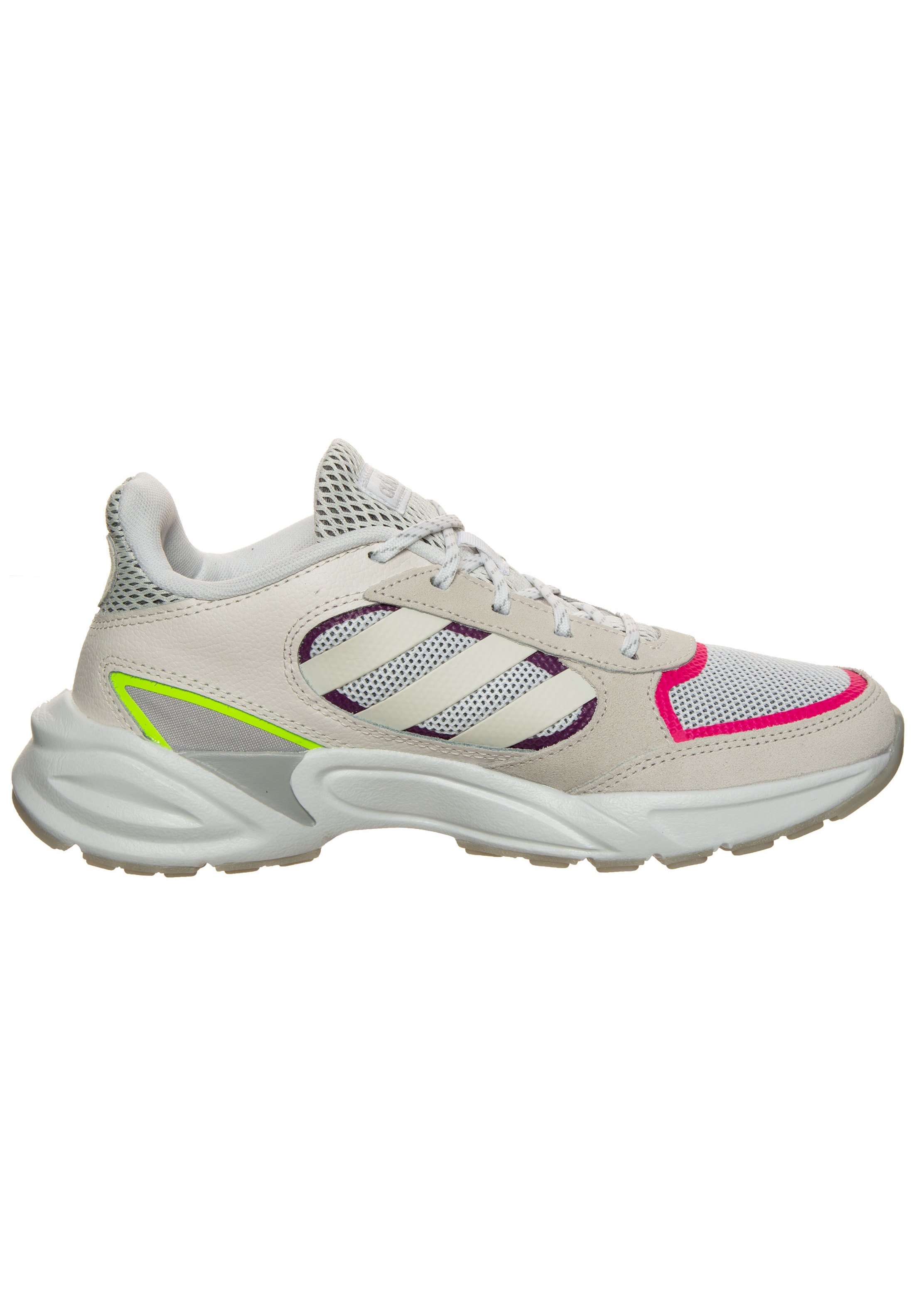 Adidas Performance 90s Valasion Laufschuh Damen - Baskets Basses Closh White/grey