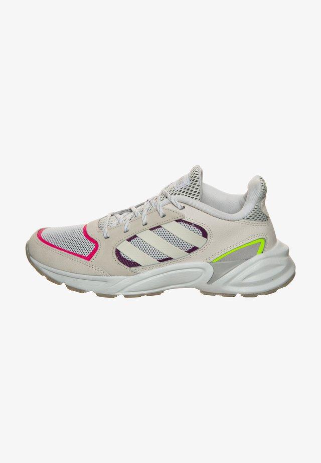 ADIDAS PERFORMANCE 90S VALASION LAUFSCHUH DAMEN - Sneaker low - closh white/grey