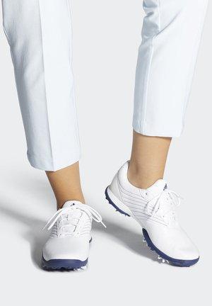 ADIPURE - Golf shoes - white