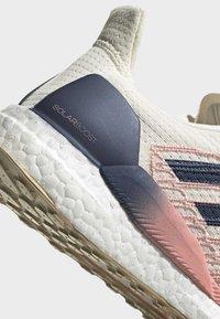 adidas Performance - SOLARBOOST 19 SHOES - Zapatillas de running neutras - white - 8