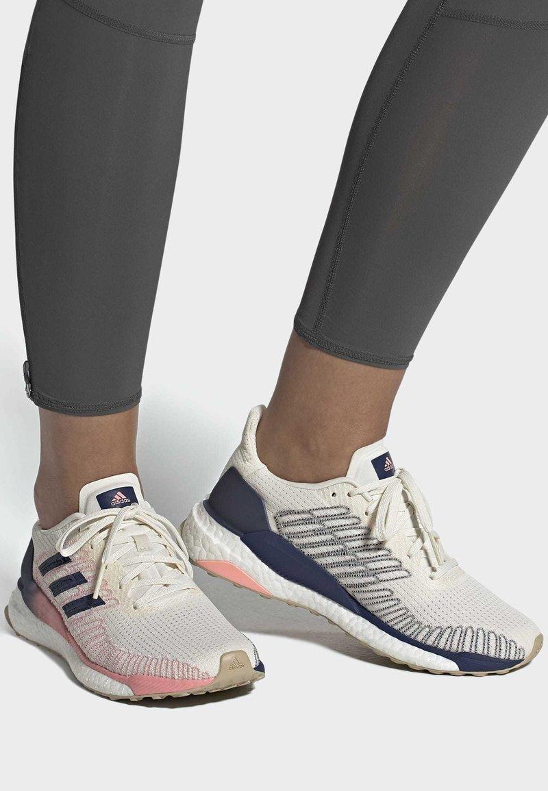 adidas Performance - SOLARBOOST 19 SHOES - Zapatillas de running neutras - white
