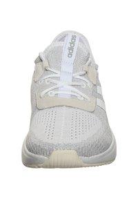 adidas Performance - MAVIA X SNEAKER DAMEN - Zapatillas - footwear white / purple tint - 5