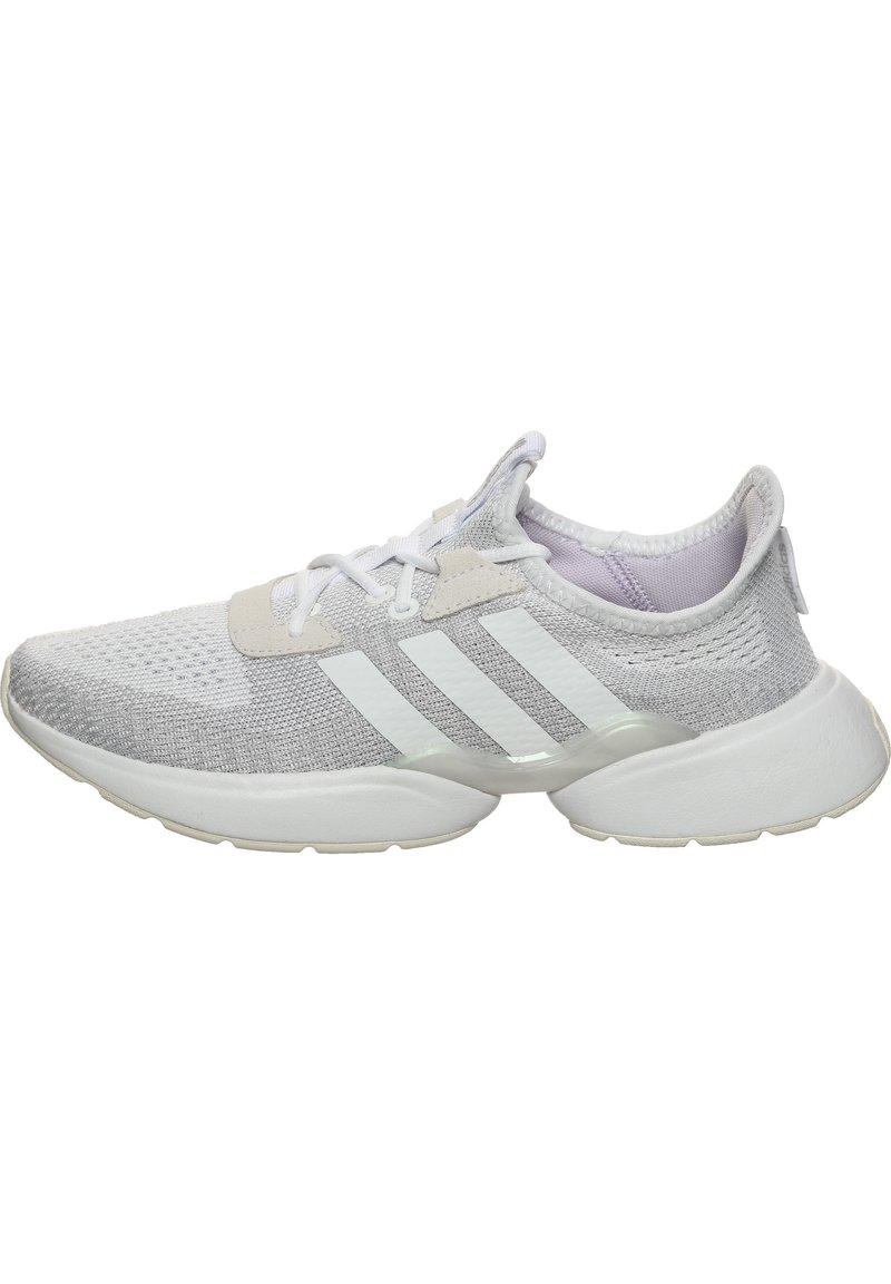 adidas Performance - MAVIA X SNEAKER DAMEN - Zapatillas - footwear white / purple tint