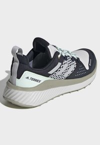 adidas Performance - TERREX FOLGIAN HIKER GORE-TEX HIKING SHOES - Fjellsko - blue - 5