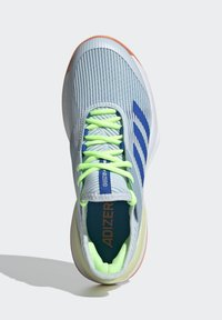 adidas Performance - UBERSONIC 3 HARD COURT SHOES - Clay court tennis shoes - blue - 2