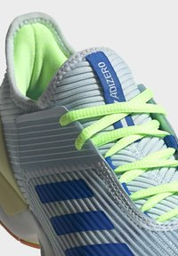 adidas Performance - UBERSONIC 3 HARD COURT SHOES - Clay court tennis shoes - blue - 6