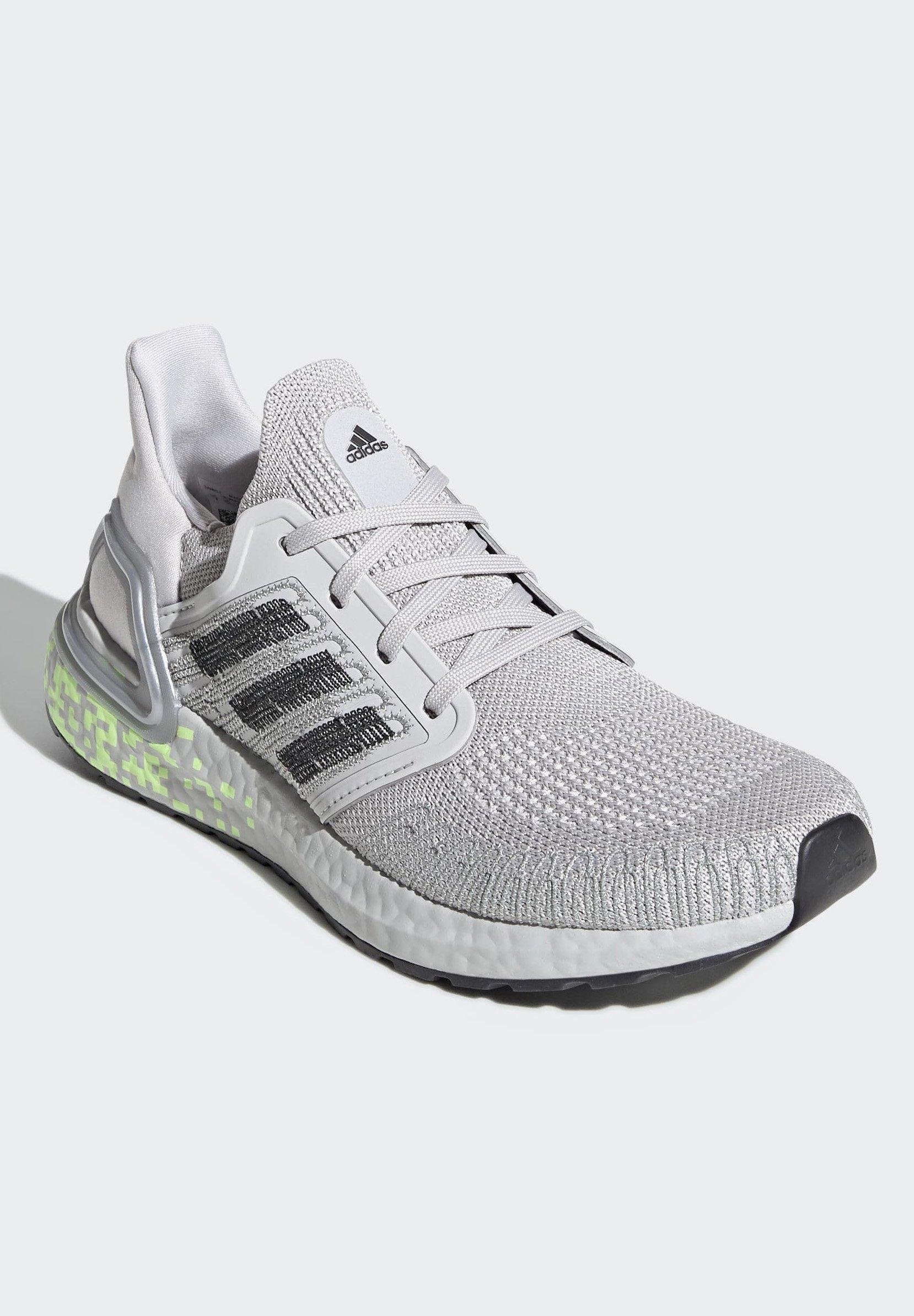 Adidas Performance Ultraboost 20 Shoes - Hardloopschoenen Neutraal Grey Goedkope Schoenen
