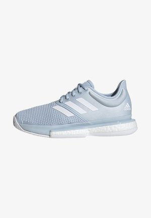 SOLECOURT PARLEY SHOES - Multicourt tennis shoes - blue