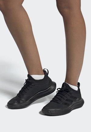 DEFIANT GENERATION MULTICOURT TENNIS SHOES - Multicourt tennis shoes - black