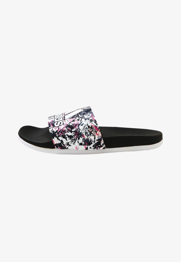 adidas Performance - ADILETTE COMFORT - Sandali da bagno - black