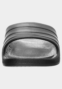 adidas Performance - Sandali da bagno - black - 5