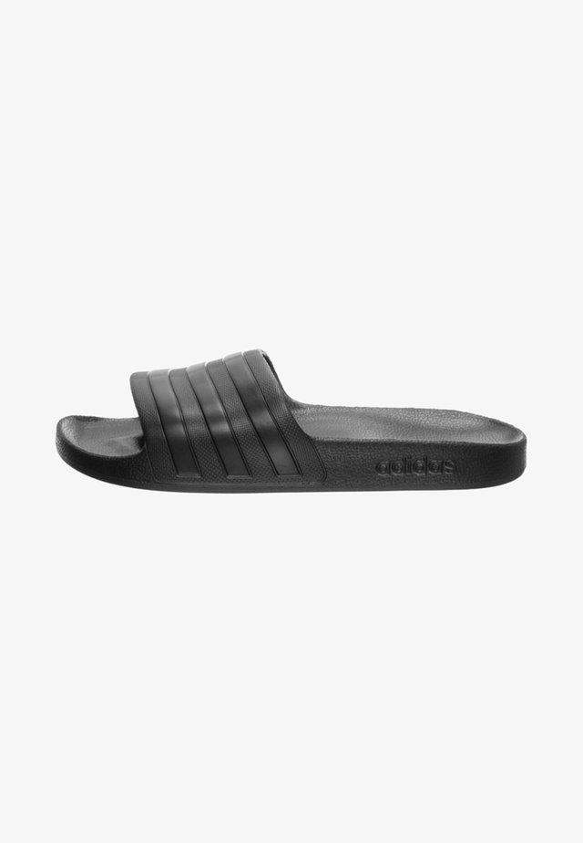Pool slides - black