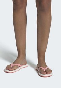 adidas Performance - EEZAY FLIP-FLOPS - T-bar sandals - pink - 0