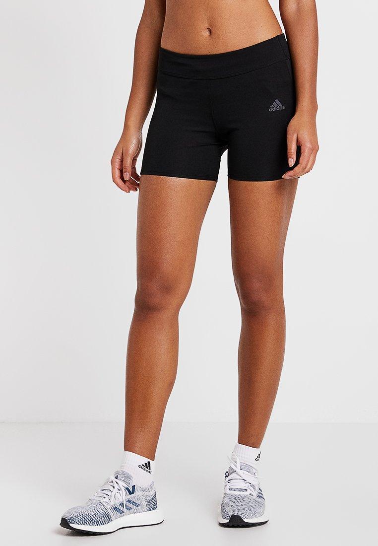 adidas Performance - TIGHT - Korte sportsbukser - black