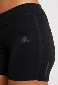 adidas Performance - TIGHT - Korte sportsbukser - black - 5