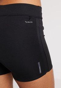 adidas Performance - TIGHT - Korte sportsbukser - black - 3