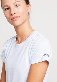 adidas Performance - TERREX TIVID - Sports shirt - aero blue - 4