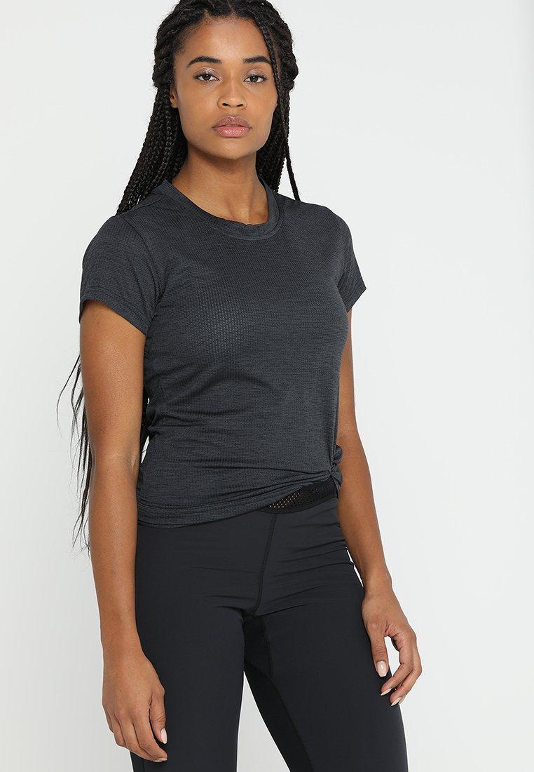 adidas Performance - TERREX TIVID - Camiseta de deporte - carbon