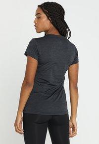 adidas Performance - TERREX TIVID - Camiseta de deporte - carbon - 2