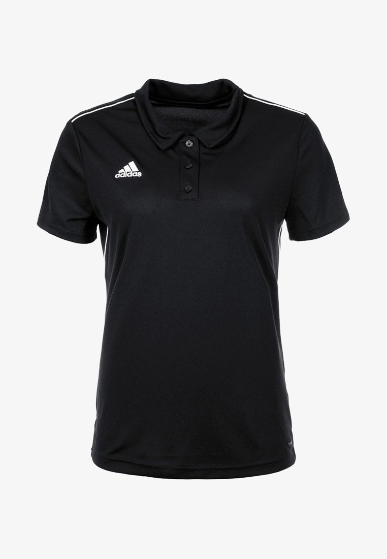adidas Performance - CORE 18 - Poloshirt - black