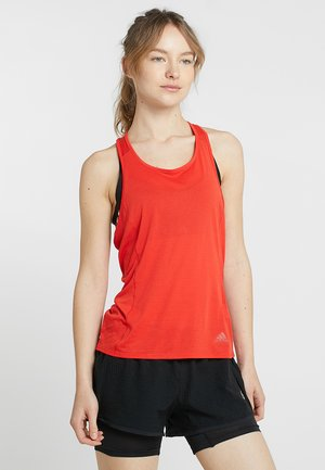 SUPERNOVA TANK - Sports shirt - active red