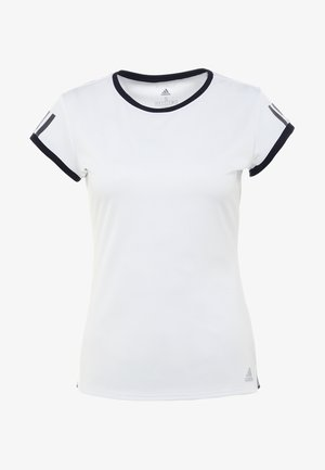 CLUB TEE - T-shirt imprimé - white