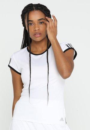 CLUB TEE - T-shirt print - white