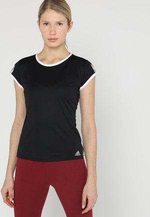 CLUB TEE - T-shirt con stampa - black