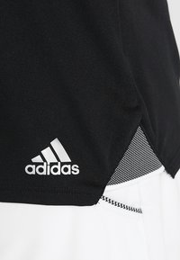 adidas Performance - CLUB TANK - Sportshirt - black - 6