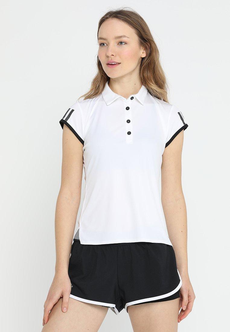 adidas Performance - CLUB - T-shirt sportiva - white