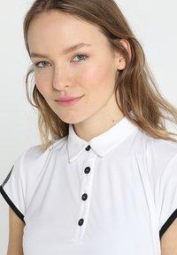 adidas Performance - CLUB - T-shirt sportiva - white - 3