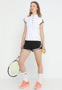 adidas Performance - CLUB - T-shirt sportiva - white - 1
