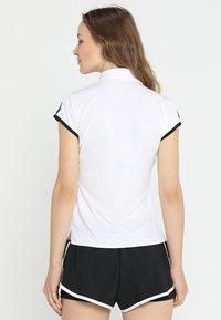 adidas Performance - CLUB - T-shirt sportiva - white - 2