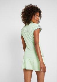 adidas Performance - CLUB - Treningsskjorter - glow green - 2