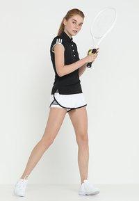 adidas Performance - CLUB - Sportshirt - black - 1