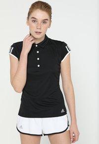 adidas Performance - CLUB - Sportshirt - black - 0