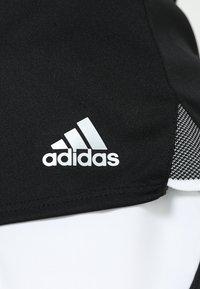 adidas Performance - CLUB - Sportshirt - black - 7