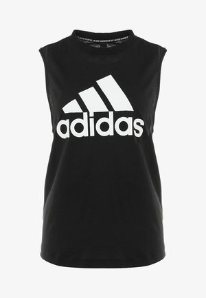 MUST HAVES SPORT REGULAR FIT TANK TOP - Sportshirt - black
