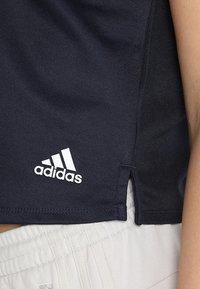 adidas Performance - ATTEETUDE TEE - Basic T-shirt - legink - 5