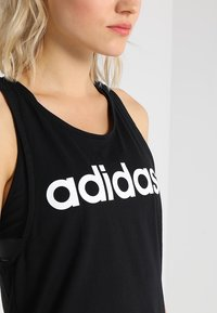 adidas Performance - Top - black/white