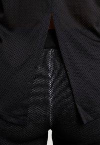 adidas Performance - 3S TEE - T-shirts med print - black - 4