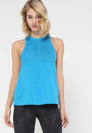 TANK - Top - shock cyan/grey six