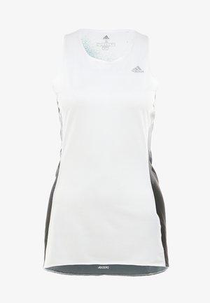 SUB 2 SINGLET  - T-shirt de sport - white