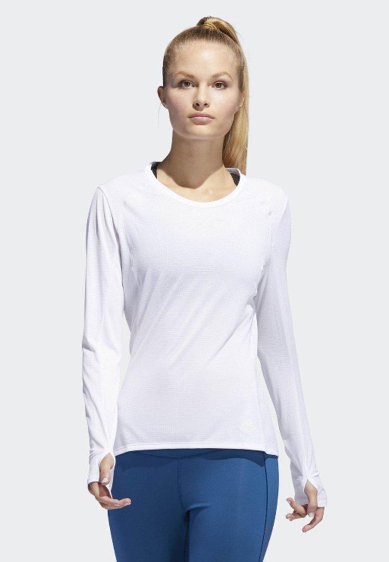 adidas Performance - Supernova Tee - Funktionsshirt - white