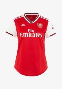 adidas Performance - ARSENAL LONDON FC - Klubbklær - red - 5