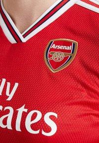 adidas Performance - ARSENAL LONDON FC - Klubbklær - red - 6